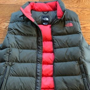 The North Face Jackets & Coats - North Face 700 Puffer Vest Ski Winter Neon XL